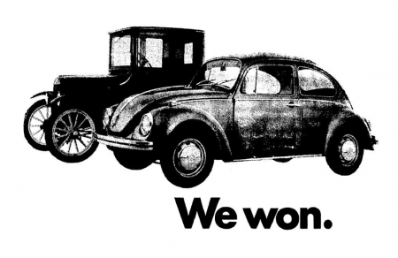On This Day, February 17th of 1972 – VW Beetle Outsells Ford Model T