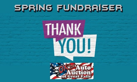Spring fundraiser at Ox and Son